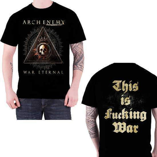 T-Shirt - Arch Ennemy - This is Fucking War