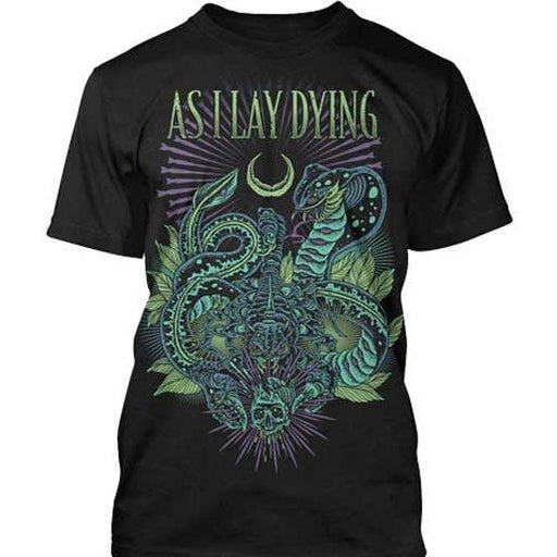 T-Shirt - As I Lay Dying - Cobra-Metalomania