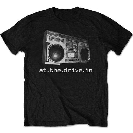 T-Shirt - At The Drive-In - Boombox-Metalomania