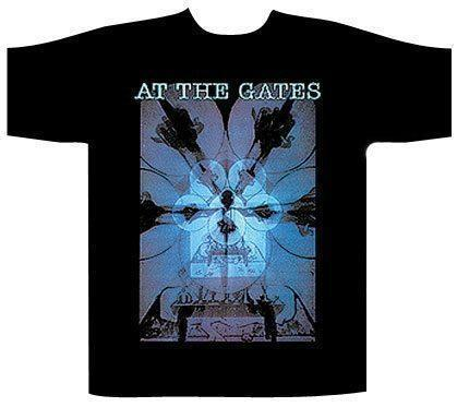 T-Shirt - At The Gates - Burning Darkness-Metalomania