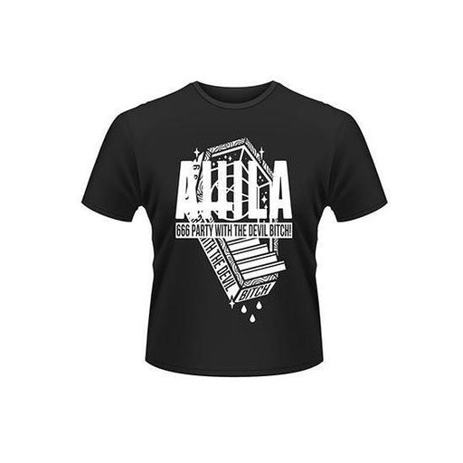 T-Shirt - Attila - Coffin-Metalomania