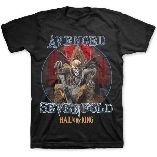 T-Shirt - Avenged Sevenfold - Deadly Rule