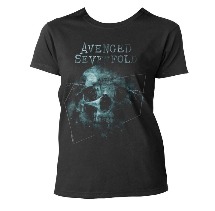 T-Shirt - Avenged Sevenfold - Galaxy - Lady-Metalomania