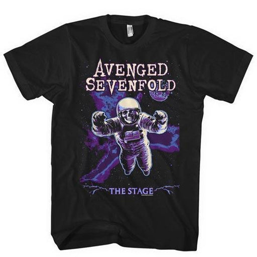 T-Shirt - Avenged Sevenfold - The Stage - Polarised Astronaut