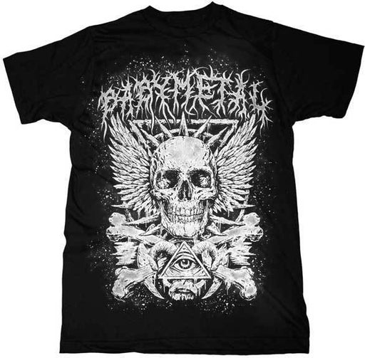 T-Shirt - Babymetal - Crossbone Eye Skeleton-Metalomania