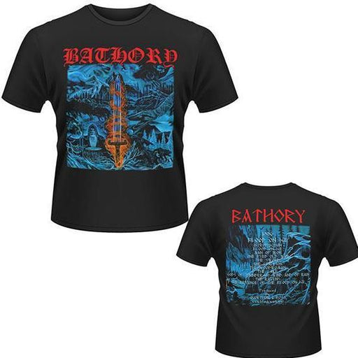 T-Shirt - Bathory - Blood On Ice-Metalomania