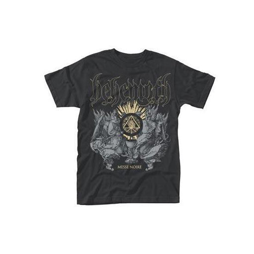 T-Shirt - Behemoth - Messe Noire-Metalomania