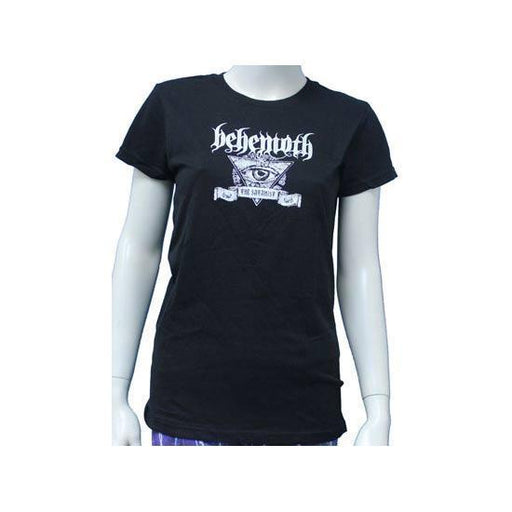 T-Shirt - Behemoth - Satanist Eye LADY-Metalomania