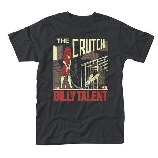T-Shirt - Billy Talent - The Crutch-Metalomania