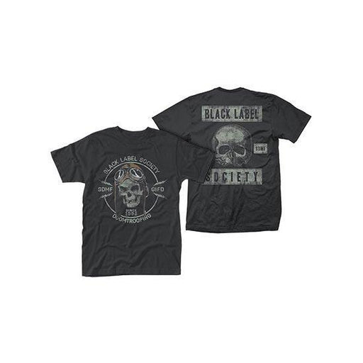 T-Shirt - Black Label Society - Doom Trooper-Metalomania