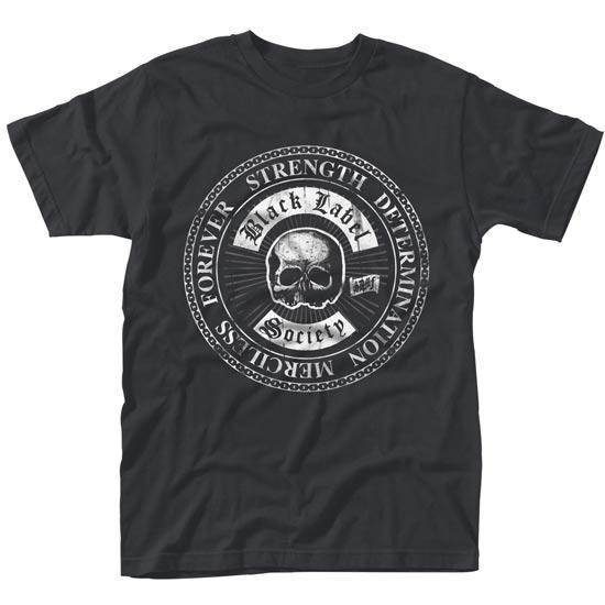 T-Shirt - Black Label Society - Strength-Metalomania