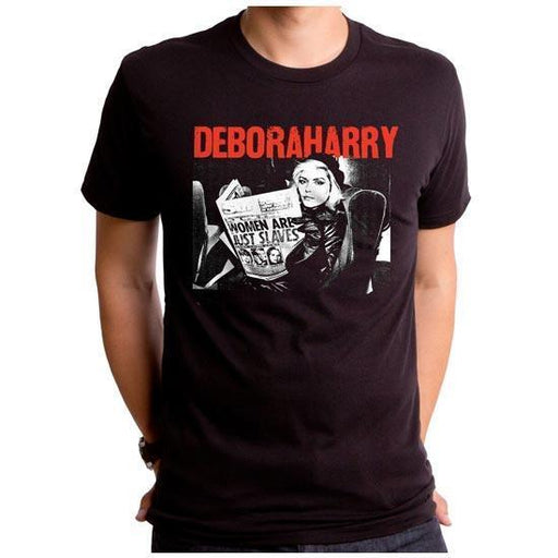 T-Shirt - Blondie - Debbie Harry-Metalomania