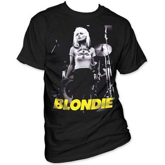 T-Shirt - Blondie - Funtime-Metalomania