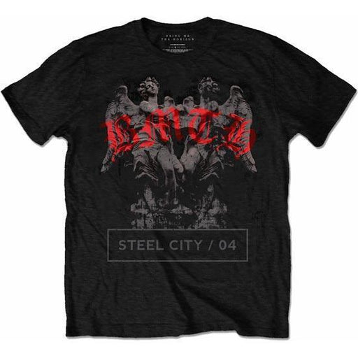 T-Shirt - Bring Me The Horizon - Angels Steel City 04-Metalomania