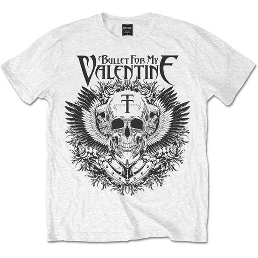 T-Shirt - Bullet For My Valentine - Eagle (white)