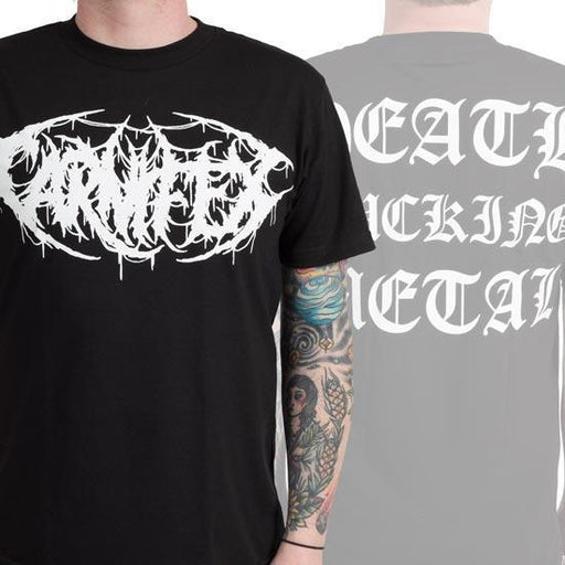 T-Shirt - Carnifex - Death Metal 2017-Metalomania