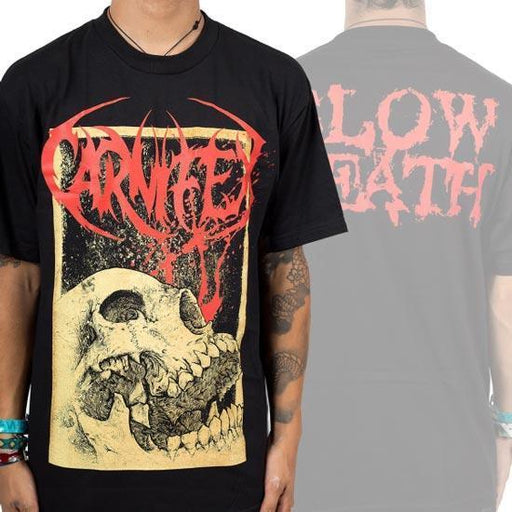T-Shirt - Carnifex - Slow Death - V2-Metalomania