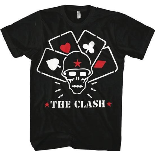 T-Shirt - Clash (the) - Straight to Hell-Metalomania