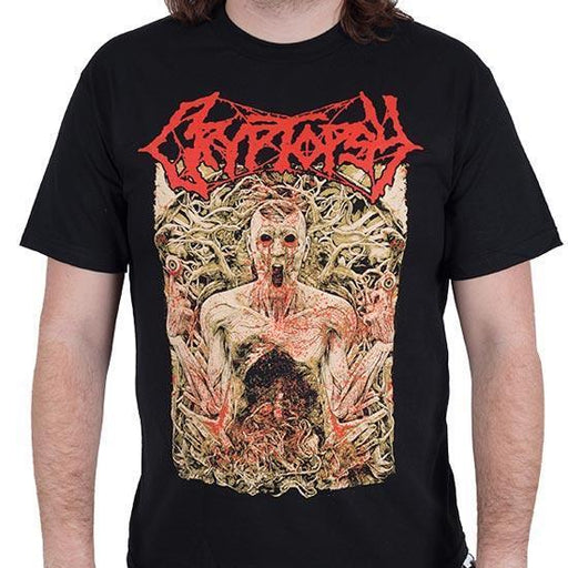 T-Shirt - Cryptopsy - Look at That-Metalomania