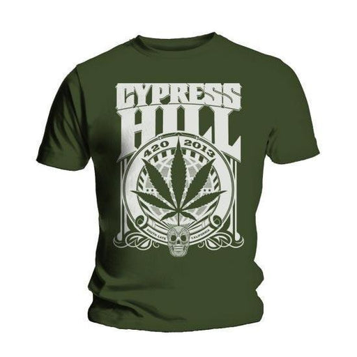 T-Shirt - Cypress Hill - 420 2013