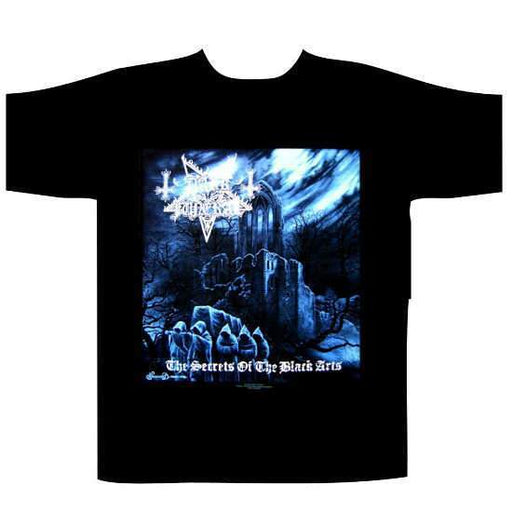 T-Shirt - Dark Funeral - Secret of the Black Arts