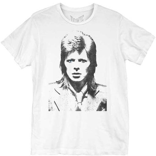 T-Shirt - David Bowie - Mug - White-Metalomania
