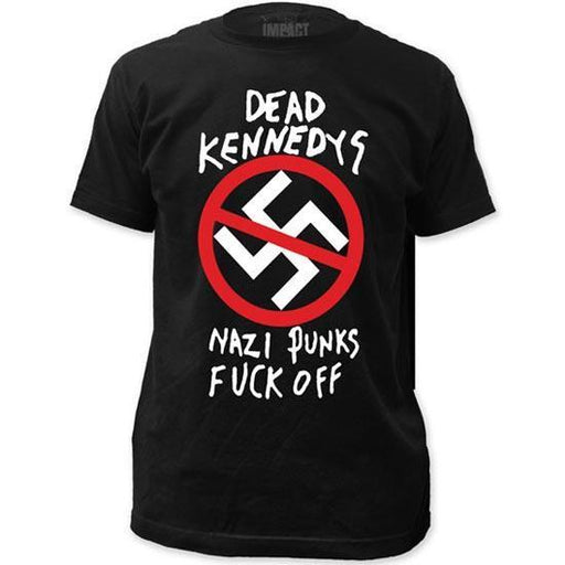 T-Shirt - Dead Kennedys - Nazi Punk F_ Off - Version 2