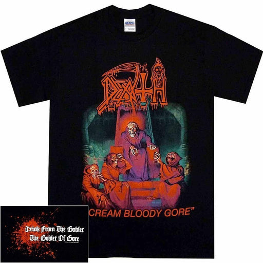 T-Shirt - Death - Scream Bloody Gore
