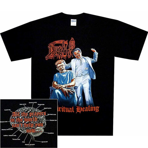 T-Shirt - Death - Spiritual Healing W/Back