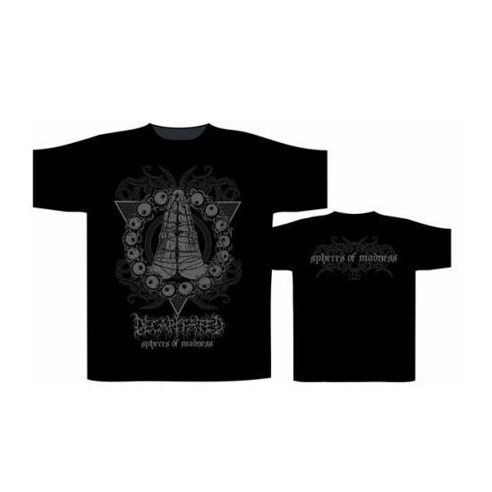 T-Shirt - Decapitated - Spheres of Madness-Metalomania