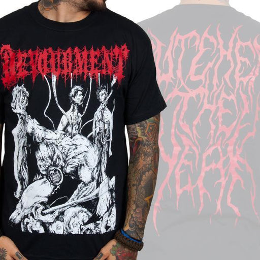 T-Shirt - Devourment - Butcher The Weak-Metalomania