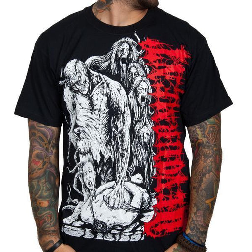 T-Shirt - Devourment - Dead Body-Metalomania