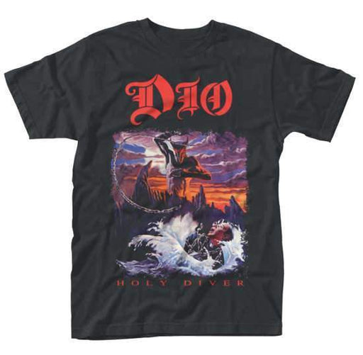 T-Shirt - DIO - Holy Diver V2-Metalomania