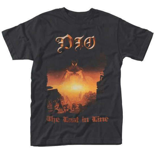 T-Shirt - DIO - Last in Line - V2-Metalomania