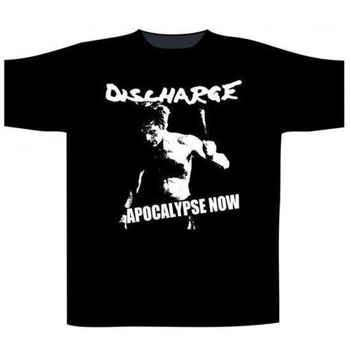 T-Shirt - Discharge - Apocalypse Now-Metalomania