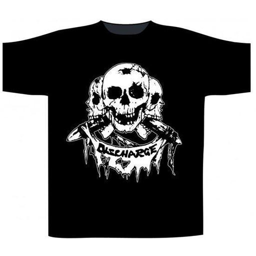 T-Shirt - Discharge - Discharge-Metalomania