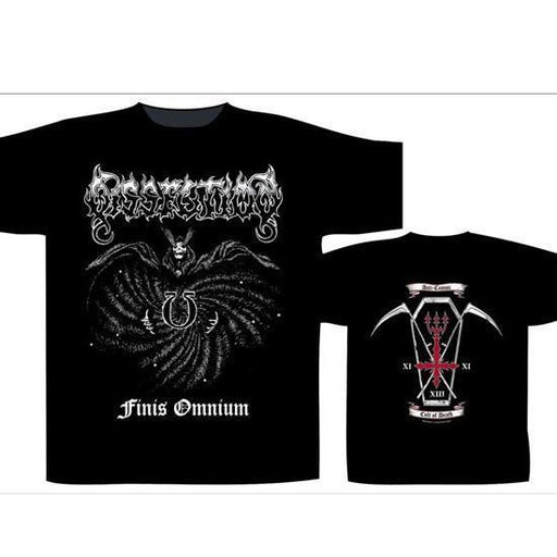 T-Shirt - Dissection - Finis Omnium-Metalomania