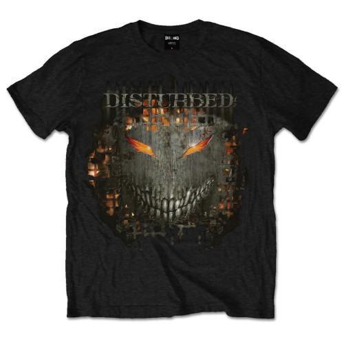 T-Shirt - Disturbed - Fire Behind