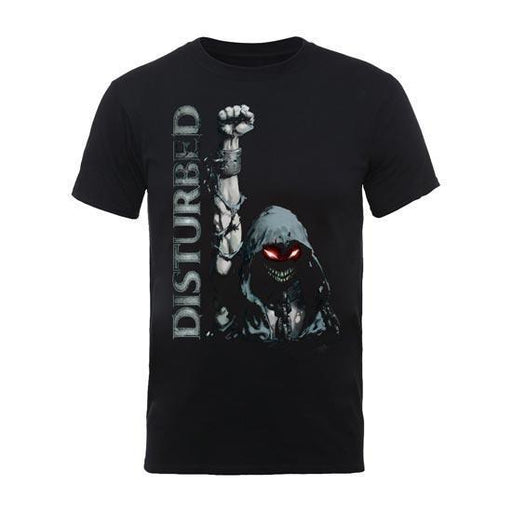 T-Shirt - Disturbed - Up Yer Military