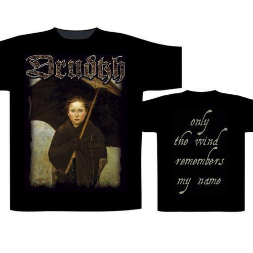 T-Shirt - Drudkh - Only the Wind Remember my Name