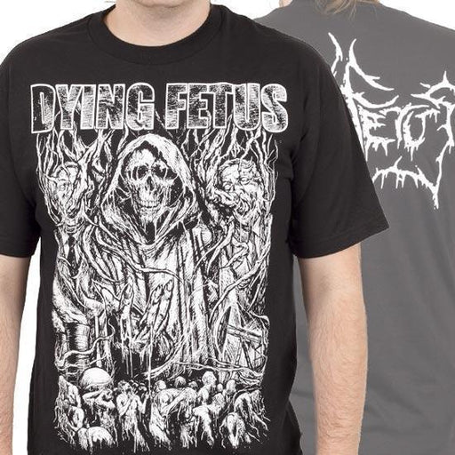 T-Shirt - Dying Fetus - Old School
