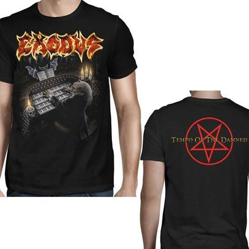 T-Shirt - Exodus - Tempo of the Damned