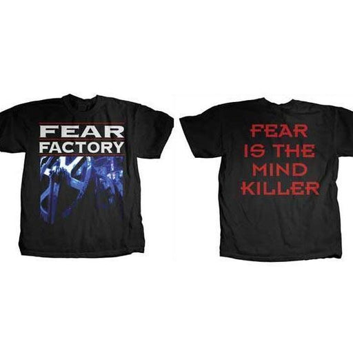 T-Shirt - Fear Factory - Mind Killer-Metalomania