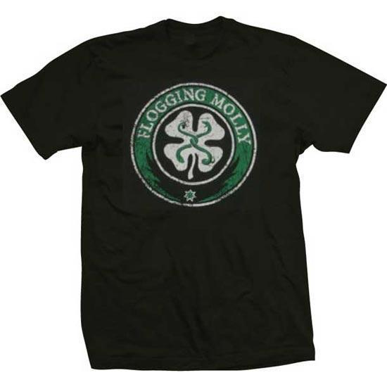T-Shirt - Flogging Molly - Classic-Metalomania