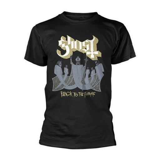T-Shirt - Ghost - Black to the Future-Metalomania