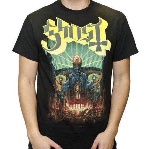 T-Shirt - Ghost - Meliora V9-Metalomania