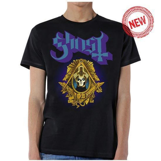 T-Shirt - Ghost - Swear Right Now-Metalomania