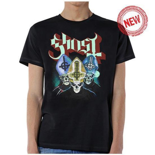 T-Shirt - Ghost - Trinity-Metalomania