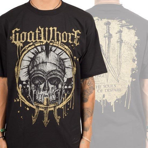 T-Shirt - Goatwhore - Gladiator-Metalomania
