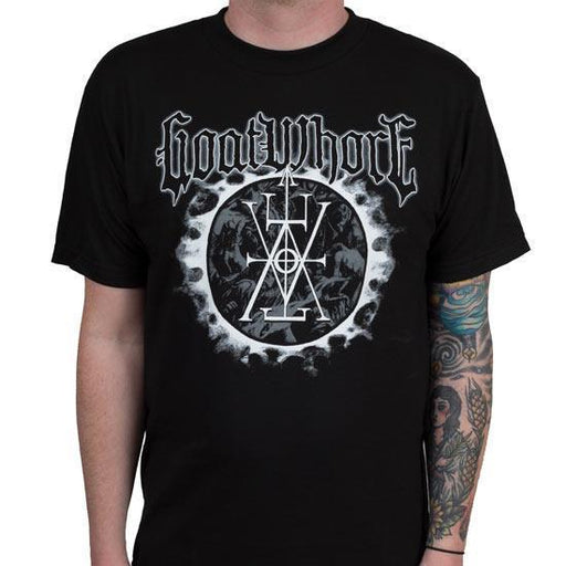 T-Shirt - Goatwhore - Vengeful Ascension-Metalomania